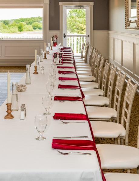 Kestrel Ridge Dining Room