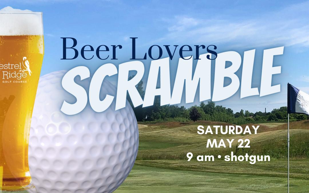 Beer Lovers Scramble