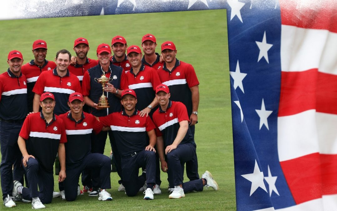What a week it was at the Ryder Cup